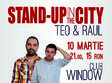 stand up in the city teo si raul