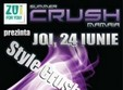 style crush party in club summer crush