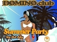 summer party in club domino