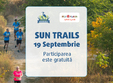 sun trails alergare in parcul natural vacare ti