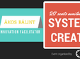 systematic creativity with akos balint