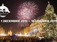 Timisoara, Duminică 1 Decembrie - Duminică 5 Ianuarie, Târgul de Crăciun Timișoara 2019