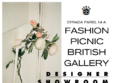 targul fashion picnic la british gallery
