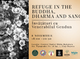 teachings about the buddhist refuge with venerable gendun