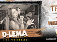the f live series with d lema friday on 13th january