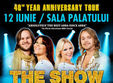 the show a tribute to abba la sala palatului