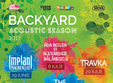 travka acustic backyard acoustic season