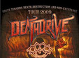 turneu deathdrive in romania