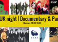 uk night documentary party