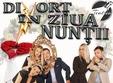 """Bucuresti, Miercuri 4 August, Comedia """"Divorț în ziua nunții"""""""