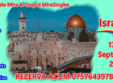 vacanta israel septembrie 2020