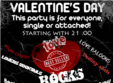 valentine s day love rocks