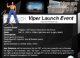 viper tombola launch event