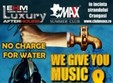 we give you music water in maxx summer club din bucuresti