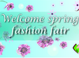 welcome spring fashion fair