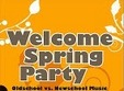 welcome spring party in dublin irish pub