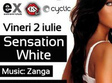 white sensation la extrem summer club