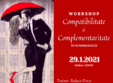 workshop compatibilitate si complementaritate in numerologie