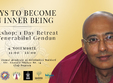 workshop cu venerabilul gendun ways to become an inner being