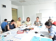poze workshop de comunicare organizationala