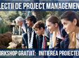 workshop gratuit lectii de management