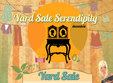 yard sale de 1 decembrie serendipity tea