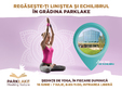 yoga padel i distrac ie in parklake garden