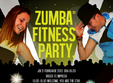 zumba fitness party 3 ani de zumba in sibiu
