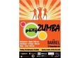 zumba party the barrel
