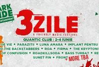 3zile a friendly music festival quantic club