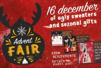 advent fair and christmas dance house