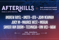 afterhills music arts festival