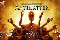 antimatter abigail live in quantic