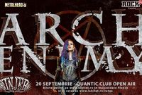 arch enemy i jinjer quantic open air stage