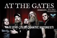 at the gates lansare de album