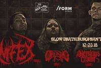 carnifex oceano aversions crown disentomb live at form space