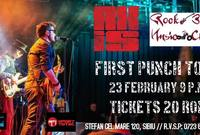 concert axis lansare album first punch