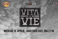 concert vita de vie electric la hard rock cafe