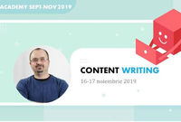 curs content writing 16 17 noiembrie 2019
