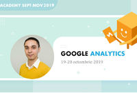 curs google analytics 19 20 octombrie 2019