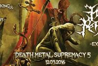 death metal supremacy 5 hour of penance in premiera in romania