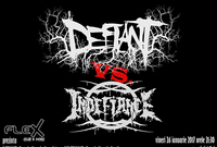 defiant vs indefiance