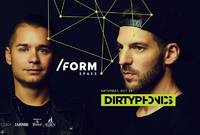dirtyphonics at form space