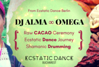 ecstatic dance raw cacao ceremony