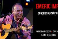 emeric imre concert de craciun la flying circus