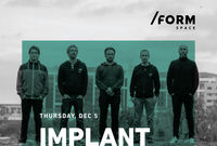 implant pentru refuz lansare album at form space