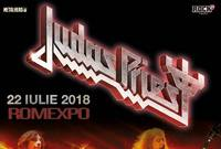 judas priest firepower la bucuresti