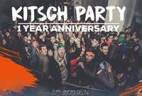 kitsch party 1 year anniversary flying circus