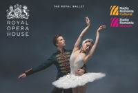 lacul lebedelor the royal ballet
