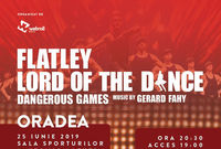lord of the dance dangerous games la oradea